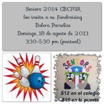 Bolera Clase Senior 2014