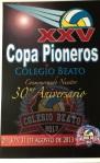 XXV Copa Pionera