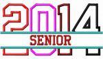 Senior 2014