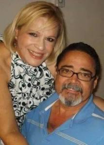 Gregsie y esposo