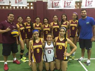 Equipo Junior 2014