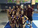 Equipo Junior: Primer lugar en la División B, Sección 3
