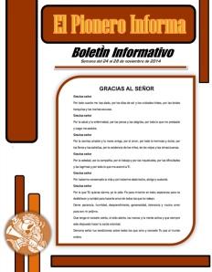 Boletin #15