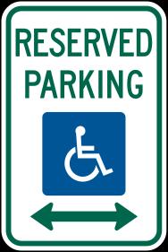 Parking impedidos
