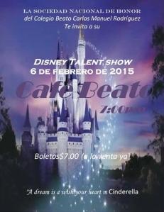 Talent Show 2015
