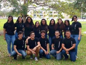Equipo de Oratoria 2015