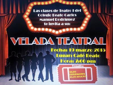 Velada Teatral