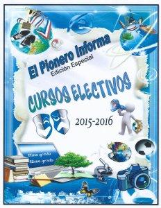 El pionero informa edición especial cursos electivos 2015-2016