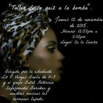 Foto Del Taller de Bomba (2)