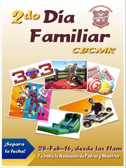 promo 2do Día Familiar CBCMR