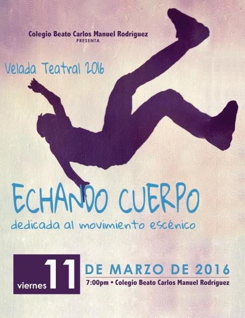 Promo Velada Teatral 2016