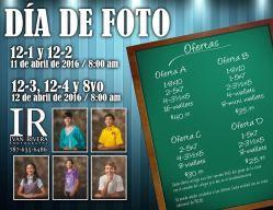 2015-2016 Promocion fotos 8 y 12 - 2