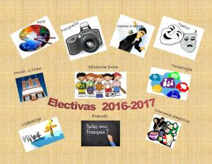 Electivas 2016-2017