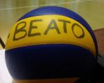 Beato bola voleibol