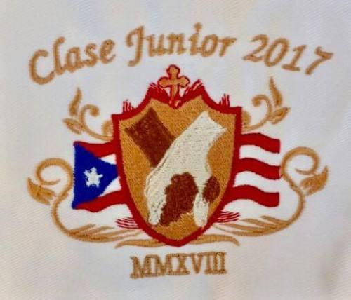 Logo Clase Junior 2017