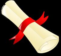 Diploma promocion