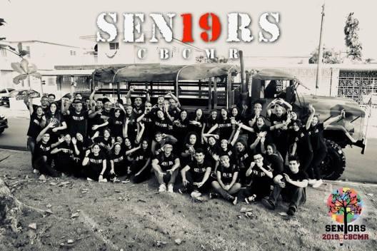 Clase Senior 2019