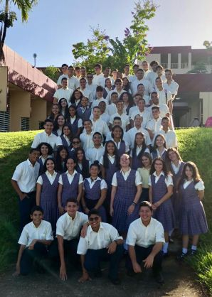 Clase Sophomore 2018-2019