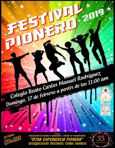2019 Festival Pionero