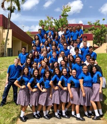 Clase Junior 2019 2