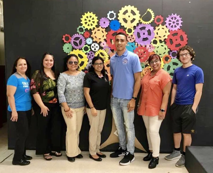 2019-2020: Ex-alumnos maestros Pioneros