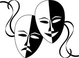 caras del teatro