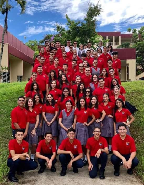 Clase Junior 2019-2020